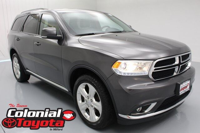 2015 Dodge Durango Limited Milford CT