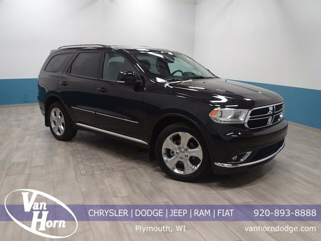 2015 Dodge Durango Limited Plymouth WI