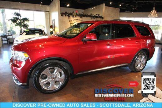2015 Dodge Durango Limited Sport Utility 4D 2WD Scottsdale AZ