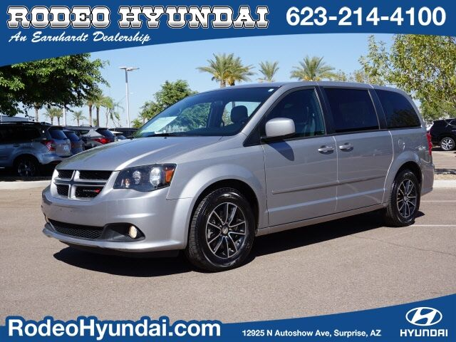 2015 Dodge Grand Caravan 4d Wagon R/T