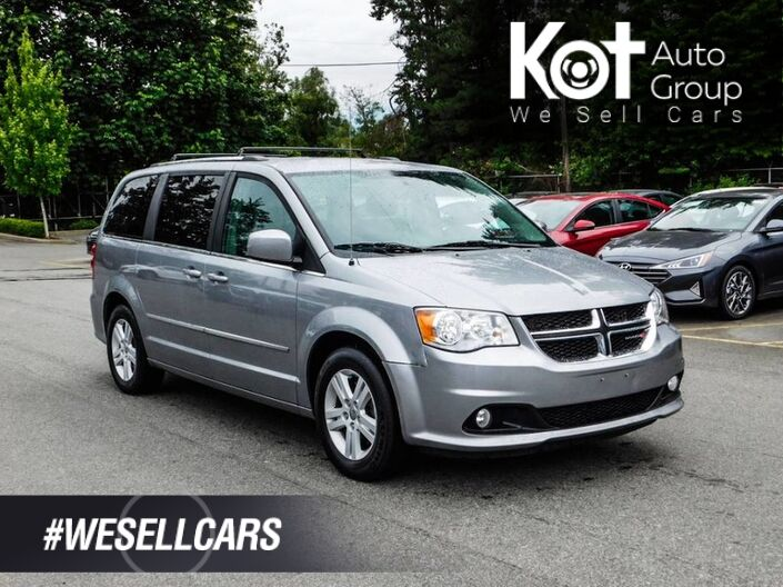 2015 Dodge Grand Caravan 4dr Wgn Crew Maple Ridge BC