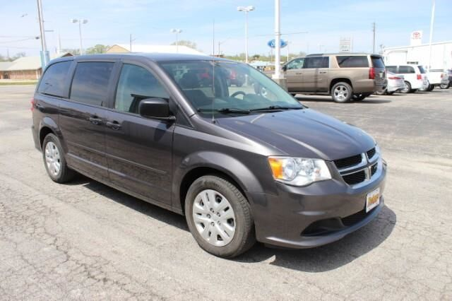 2015 Dodge Grand Caravan 4dr Wgn SE Fort Scott KS