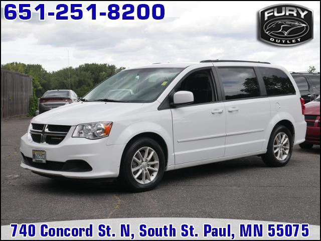 2015 Dodge Grand Caravan 4dr Wgn SXT St. Paul MN