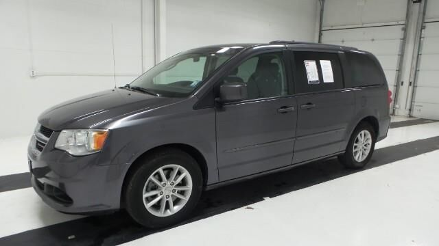 2015 Dodge Grand Caravan 4dr Wgn SXT Topeka KS