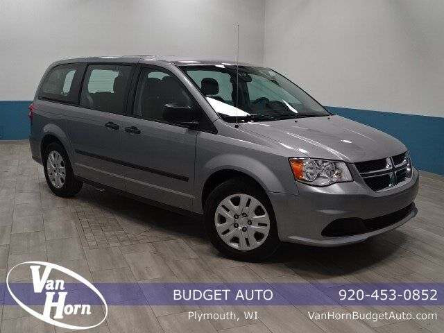 2015 Dodge Grand Caravan AVP Plymouth WI