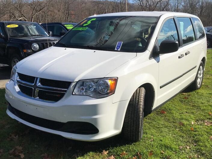 2015 Dodge Grand Caravan American Value Pkg Rock City NY