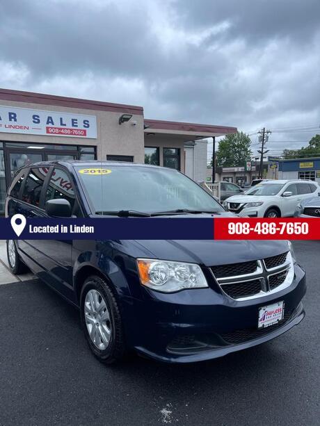 2015 Dodge Grand Caravan American Value Pkg South Amboy NJ