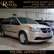 Dodge Grand Caravan Canada Value Package 2015