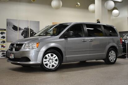2015_Dodge_Grand Caravan_SE_ Boston MA