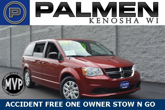 2015 Dodge Grand Caravan SE Kenosha WI