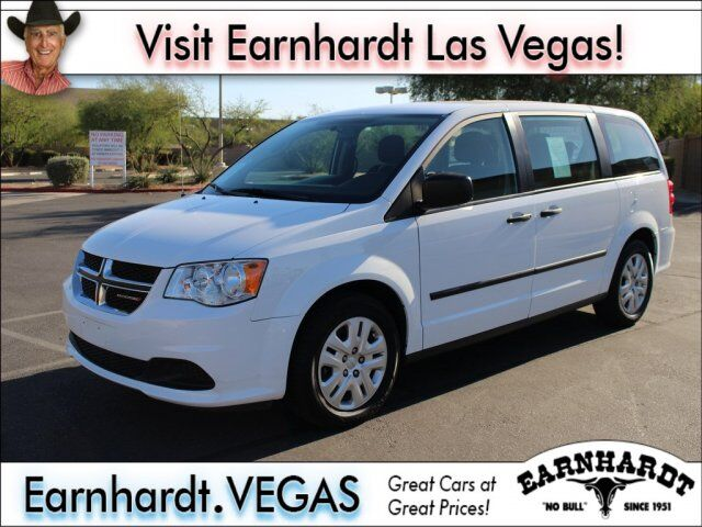 2015 Dodge Grand Caravan SE Las Vegas NV