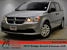 2015_Dodge_Grand Caravan_SE_ Moncton NB