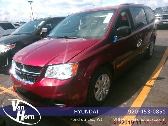 2015 Dodge Grand Caravan SE Plymouth WI