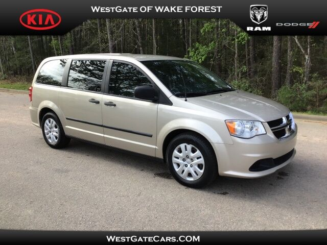 2015 Dodge Grand Caravan SE Raleigh NC