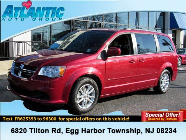 2015 Dodge Grand Caravan SXT Egg Harbor Township NJ