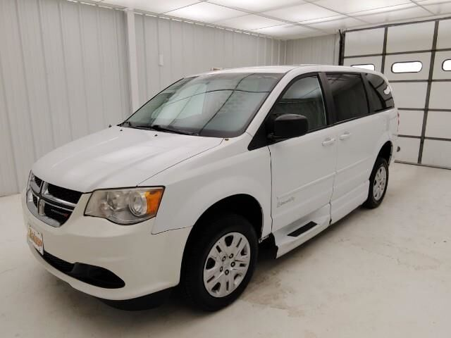 2015 Dodge Grand Caravan Wheel Chair Accessible Manhattan KS