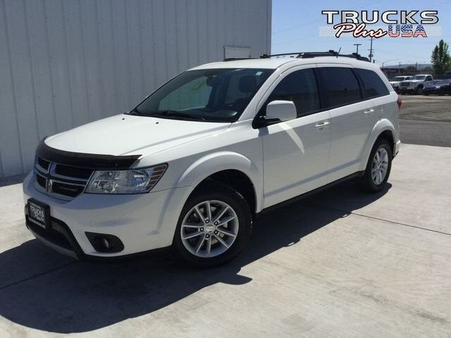 2015 Dodge JOURNEY SXT PLUS SPORT UTILI