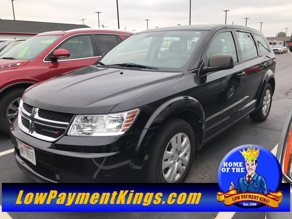 2015 Dodge Journey AVP Shelby OH