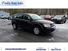 2015_Dodge_Journey_American Value Pkg_ Barre VT