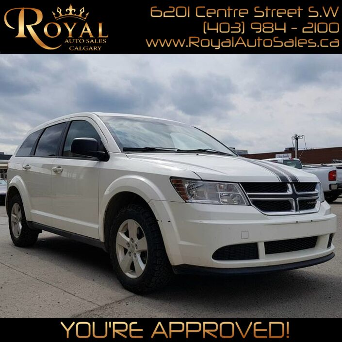 2015 Dodge Journey Canada Value Pkg Calgary AB