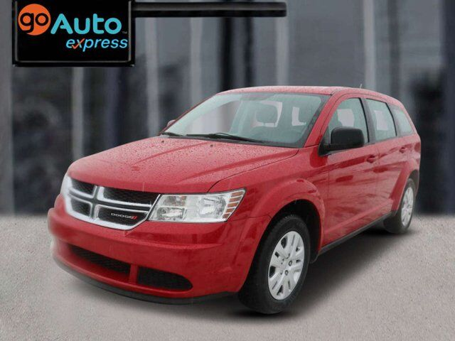 2015 Dodge Journey Canada Value Pkg Edmonton AB
