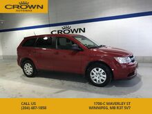 2015_Dodge_Journey_Canadian Value Package **Push Button Start** Tinted Windows** Local Trade** Power Windows**_ Winnipeg MB