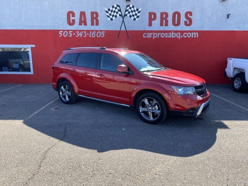 2015 Dodge Journey Crossroad Albuquerque NM