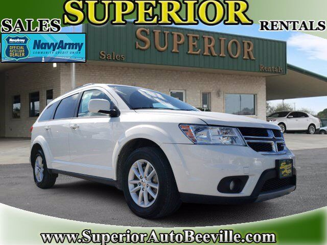 2015 Dodge Journey Crossroad Beeville TX