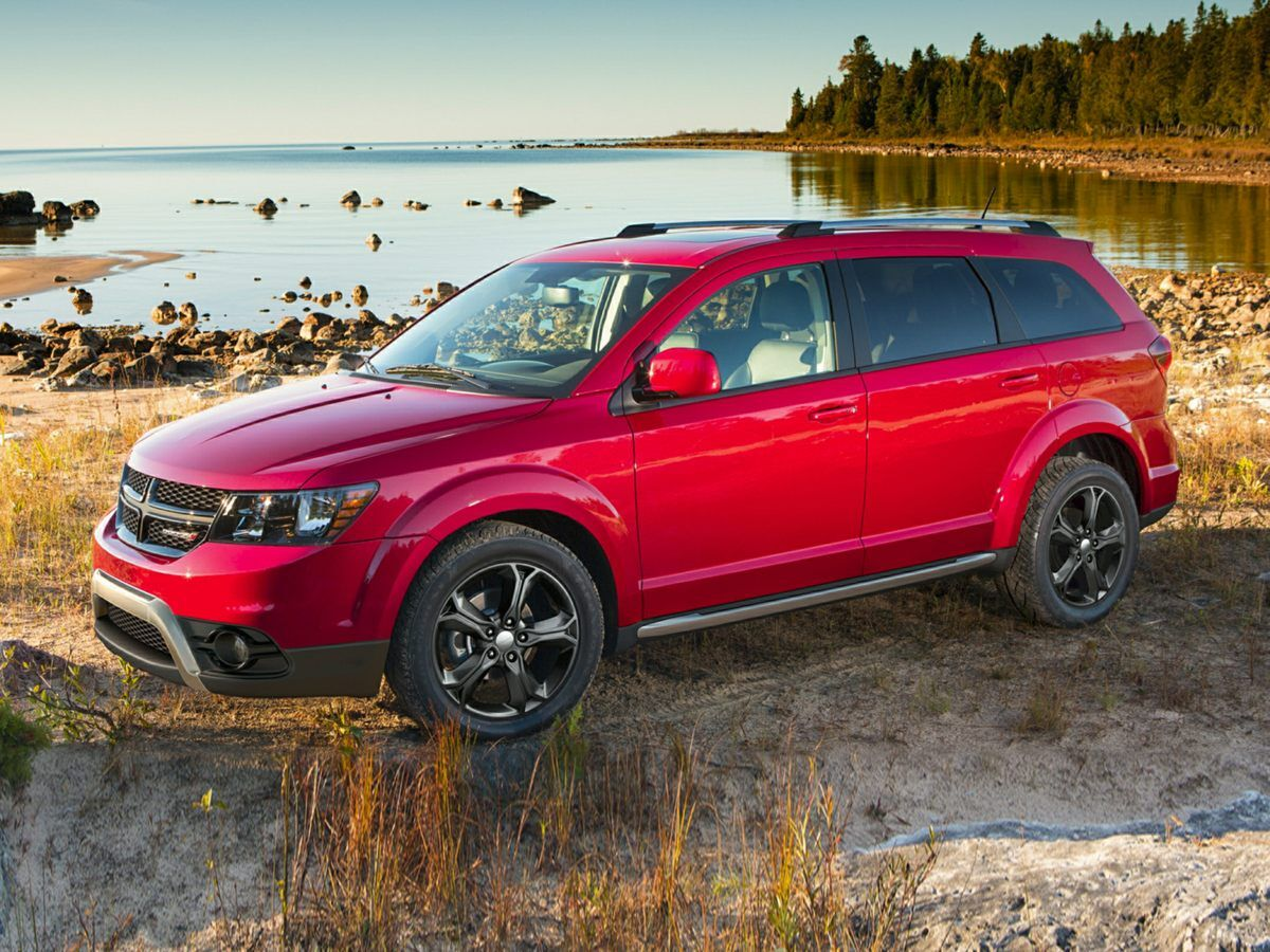 2015 Dodge Journey Crossroad Chesapeake VA