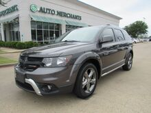 2015_Dodge_Journey_Crossroad FWD, Back-Up camera,Keyless Entry,Brake Assist_ Plano TX