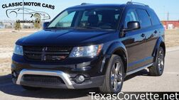 2015_Dodge_Journey_Crossroad_ Lubbock TX