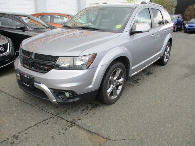2015 Dodge Journey Crossroad Nanaimo BC