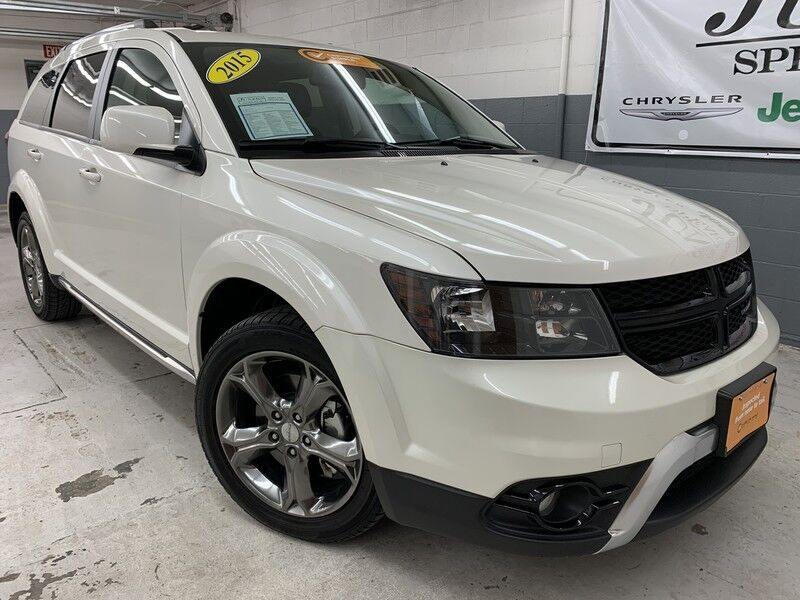2015 Dodge Journey Crossroad Spearfish SD