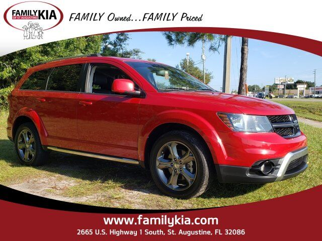2015 Dodge Journey Crossroad St. Augustine FL
