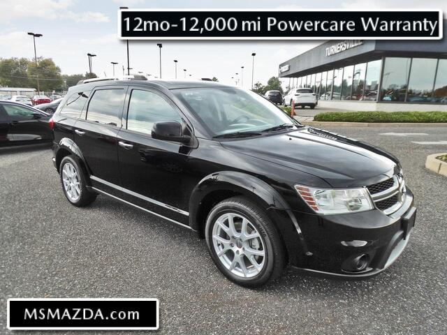 2015 Dodge Journey Limited - All Wheel Drive - Leather - Sirius/XM Maple Shade NJ