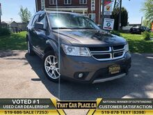 2015_Dodge_Journey_Limited-7Pass-$55Wk-BigDisplay-Alloys-Aux-Bluetooth-PwrGroup|_ London ON