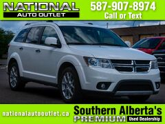 2015 Dodge Journey R/T - AWD, HEATED SEATS & STEERING WHEEL, CLEAN CAR PROOF