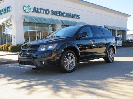 2015 Dodge Journey R/T 3.6L 6CYL AUTOMATIC, NAVIGATION,  LEATHER, HEATED SEATS, BACKUP CAMERA, ALPINE STEREO SYSTEM, HE Plano TX