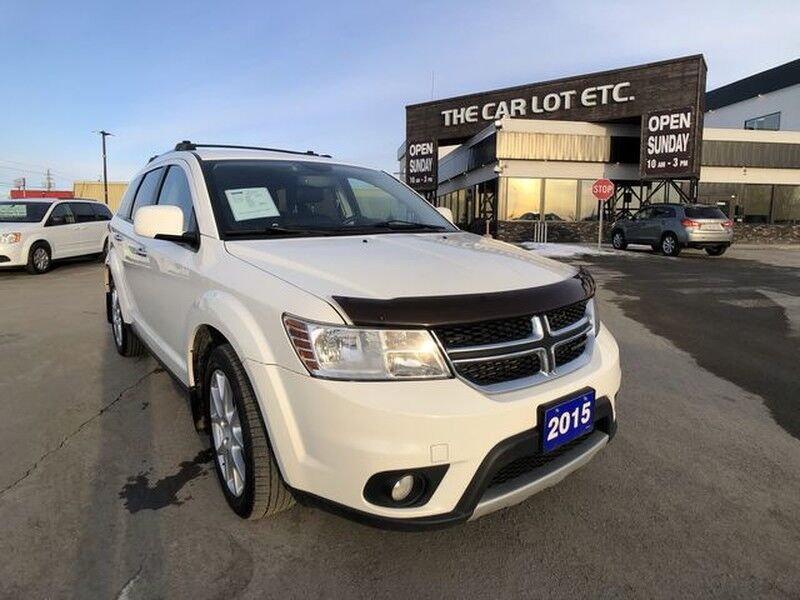 2015 Dodge Journey R/T AWD Greater Sudbury ON