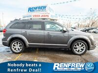 Dodge Journey R/T AWD, Super Clean, No Accidents, Sunroof, Rear DVD, Nav, Heated Leather, Backup Camera 2015