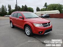 2015_Dodge_Journey_R/T_ Spokane WA