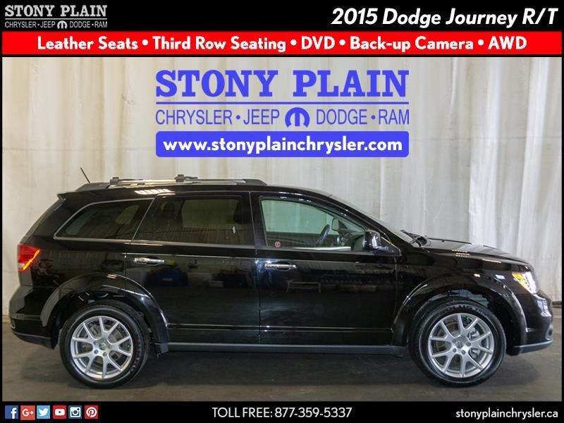 2015 Dodge Journey R/T Stony Plain AB