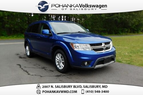 2015_Dodge_Journey_SXT ** THIRD ROW ** GUARANTEED FINANCING **_ Salisbury MD