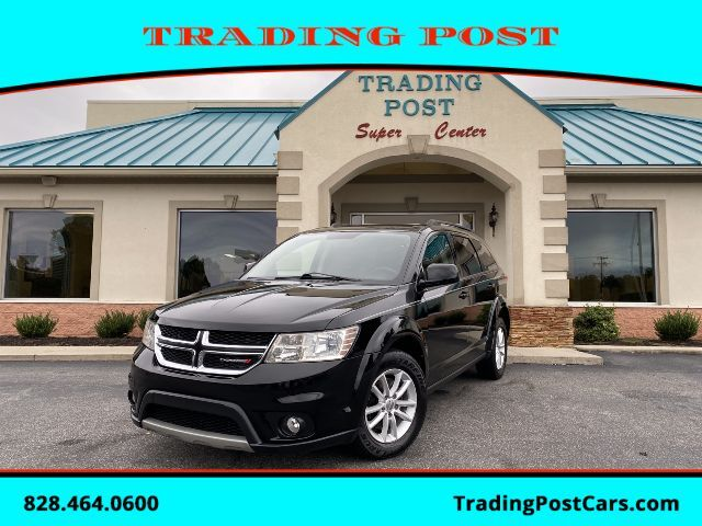 2015_Dodge_Journey_SXT_ Conover NC