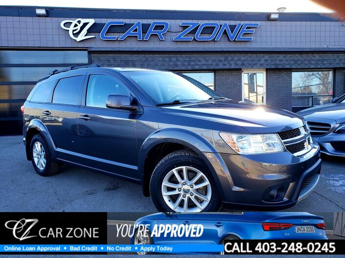 2015 Dodge Journey SXT LOW PAYMENTS EASY LOANS Calgary AB