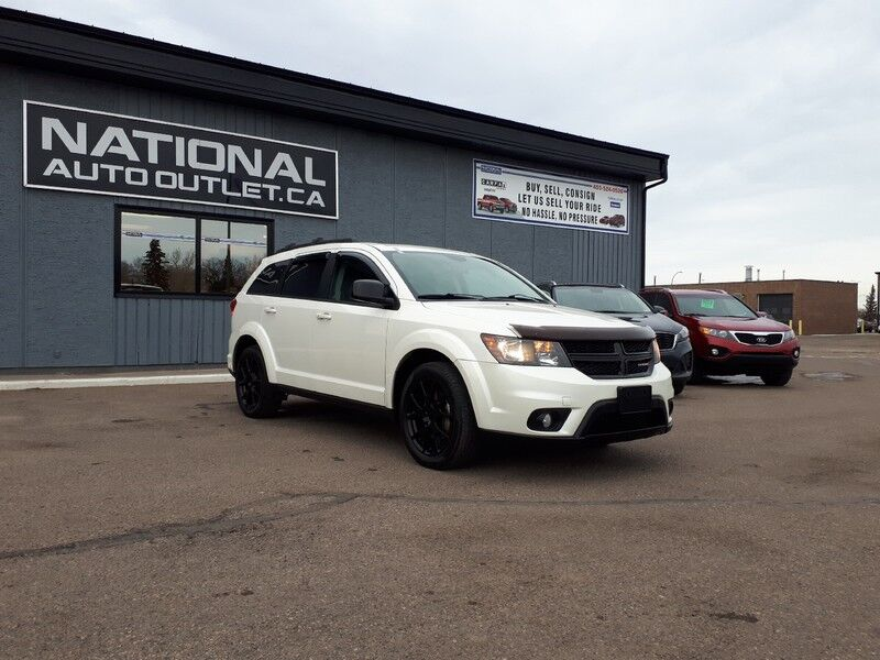 2015 Dodge Journey SXT SPORT, TOW PAK, NAVIGATION, 7 PASSENGER, DVD Lethbridge AB