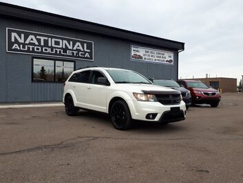 Dodge Journey SXT SPORT, TOW PAK, NAVIGATION, 7 PASSENGER, DVD Lethbridge AB
