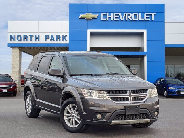 2015 Dodge Journey SXT Castroville TX