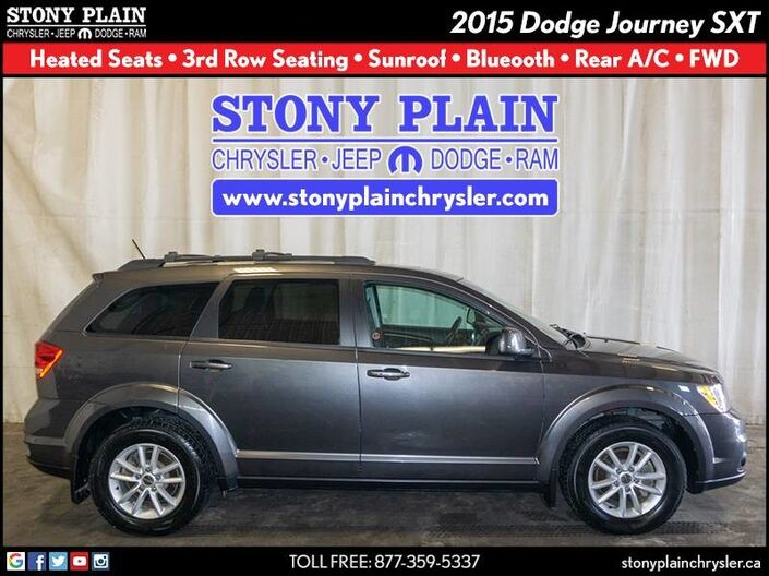 2015 Dodge Journey SXT Stony Plain AB