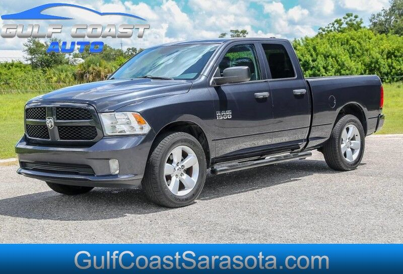 2015 Dodge RAM 1500 EXPRESS LOW MILES 1FL OWNER TRUCK V6 CLEAN Sarasota FL